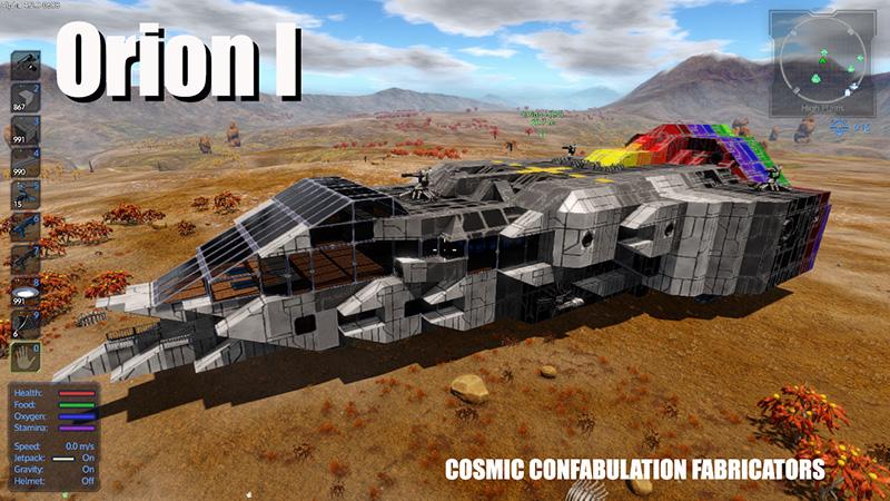 Orion I (CV)