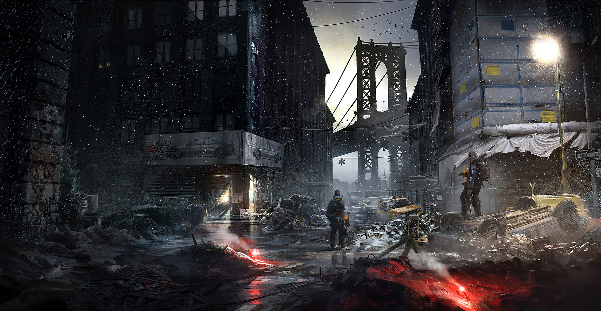 Steam Community The Division Concept Art 3