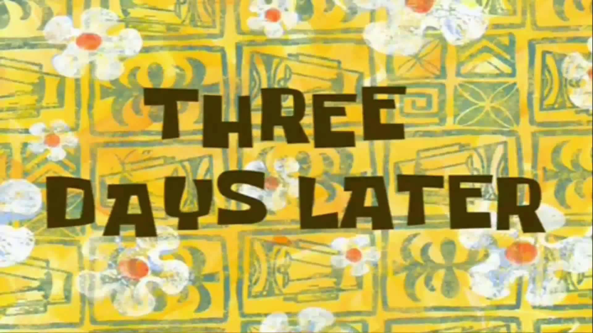 Steam Workshop :: Spongebob Time Cards