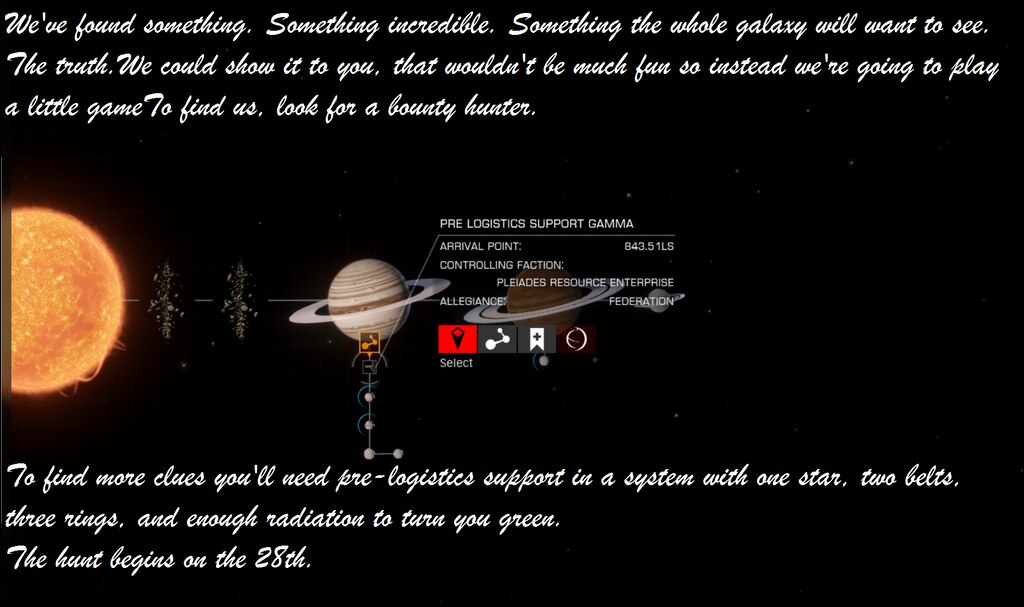 Elite Dangerous Support