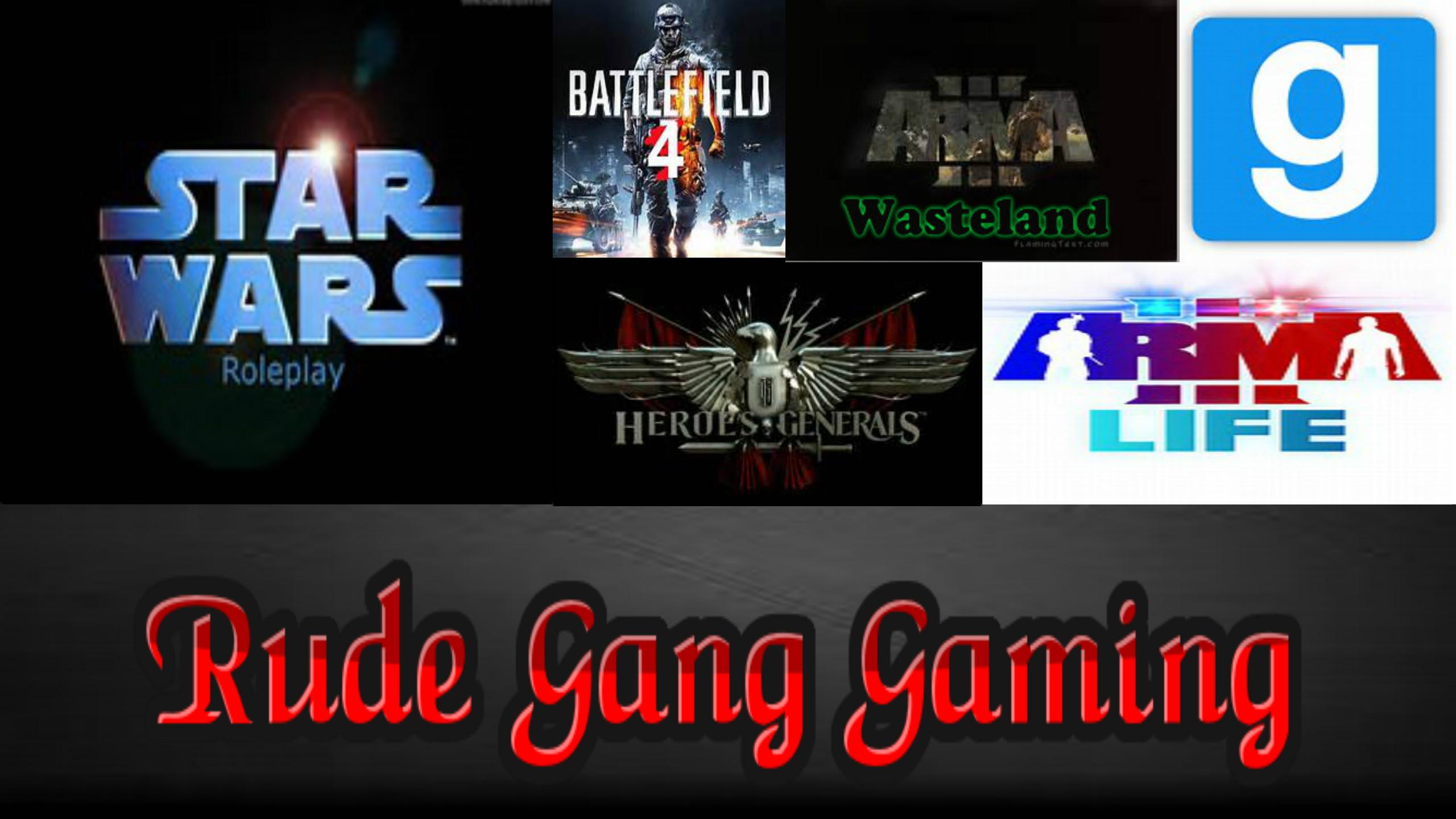 Steam Workshop :: Rude Gang Gaming RP Server