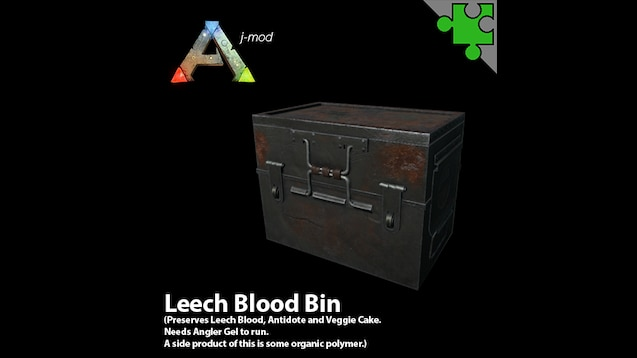 Steam Workshop Leech Blood Bin Ark how to get black pearls in this video ill show you how to get black pearls and if this video helped please like and subscribe. steam workshop leech blood bin
