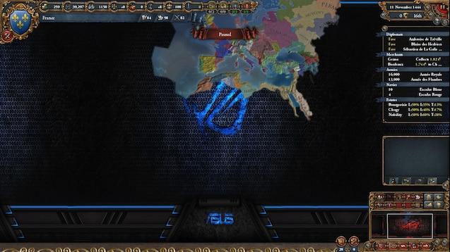 steam ワークショップ asus rog republic of gamers background