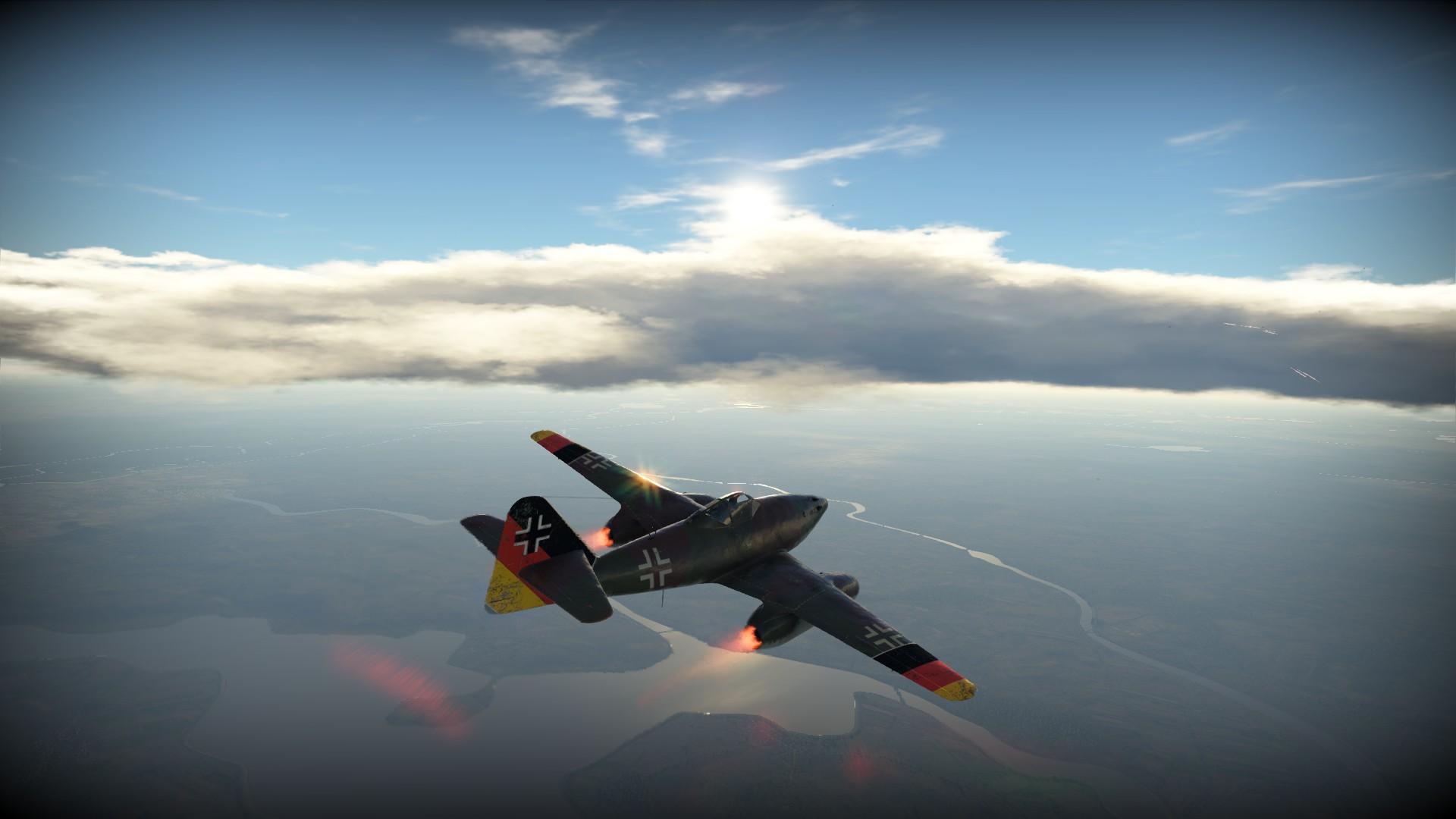 Steams gemenskap :: Guide :: How To Fly | Messerschmitt Me