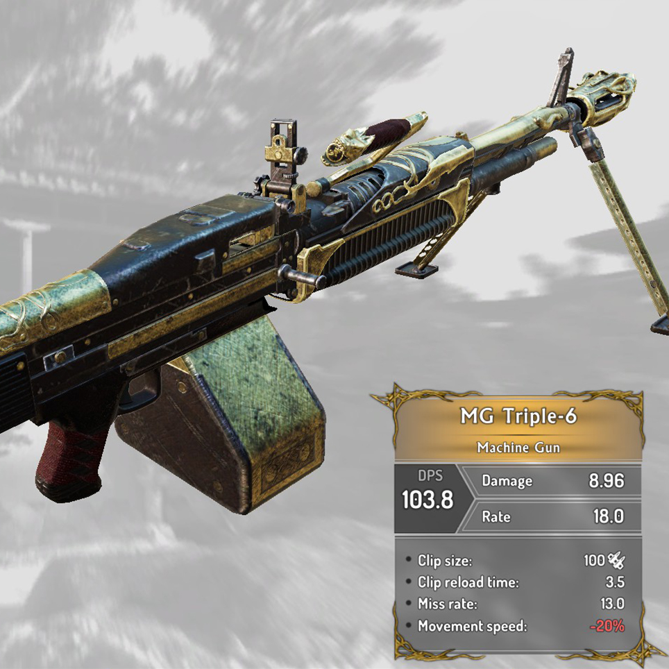 Steam Community :: Guide :: List of all weapons and their
