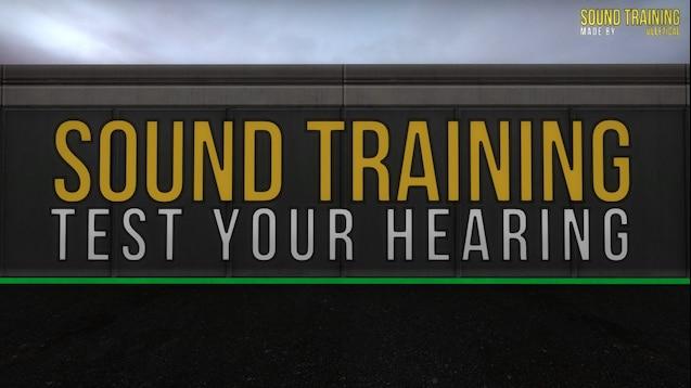 Steam Workshop :: Sound Training