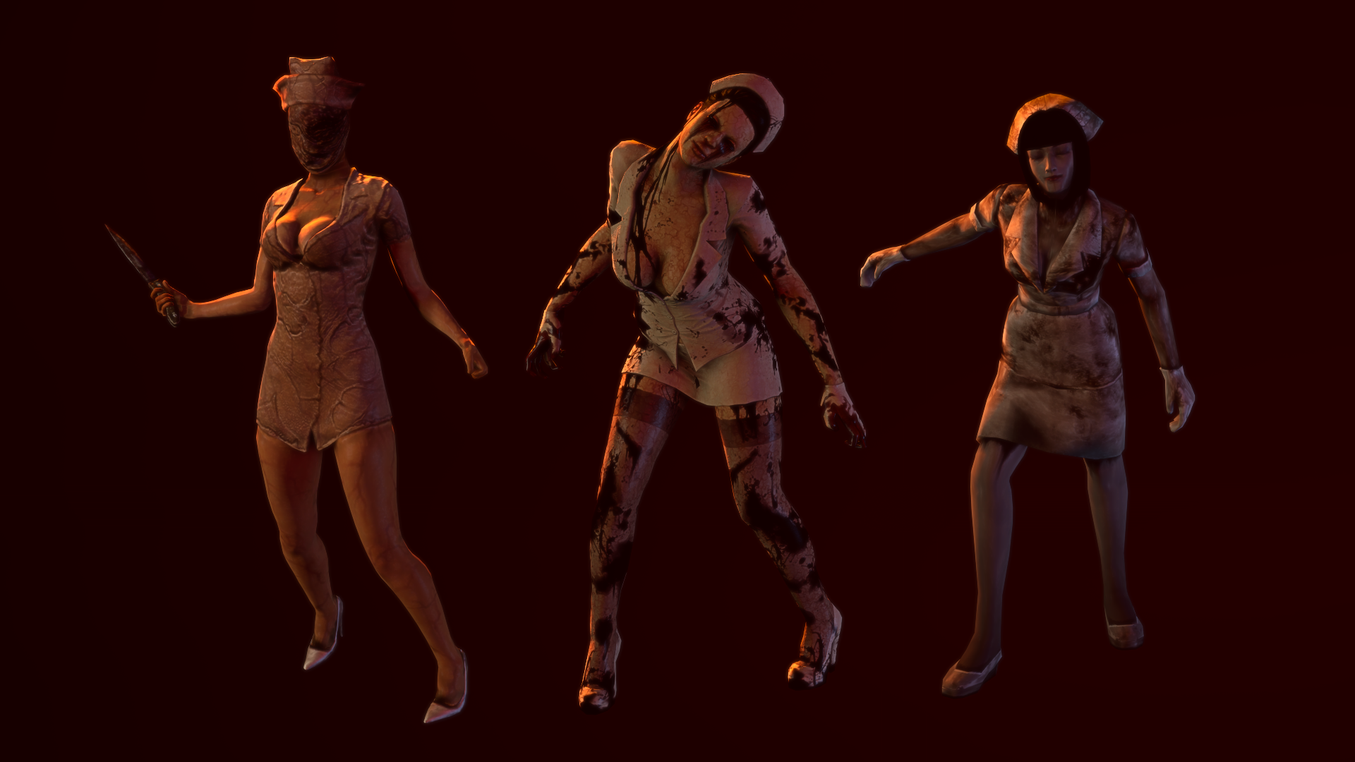 Steam Workshop Silent Hill Nurses