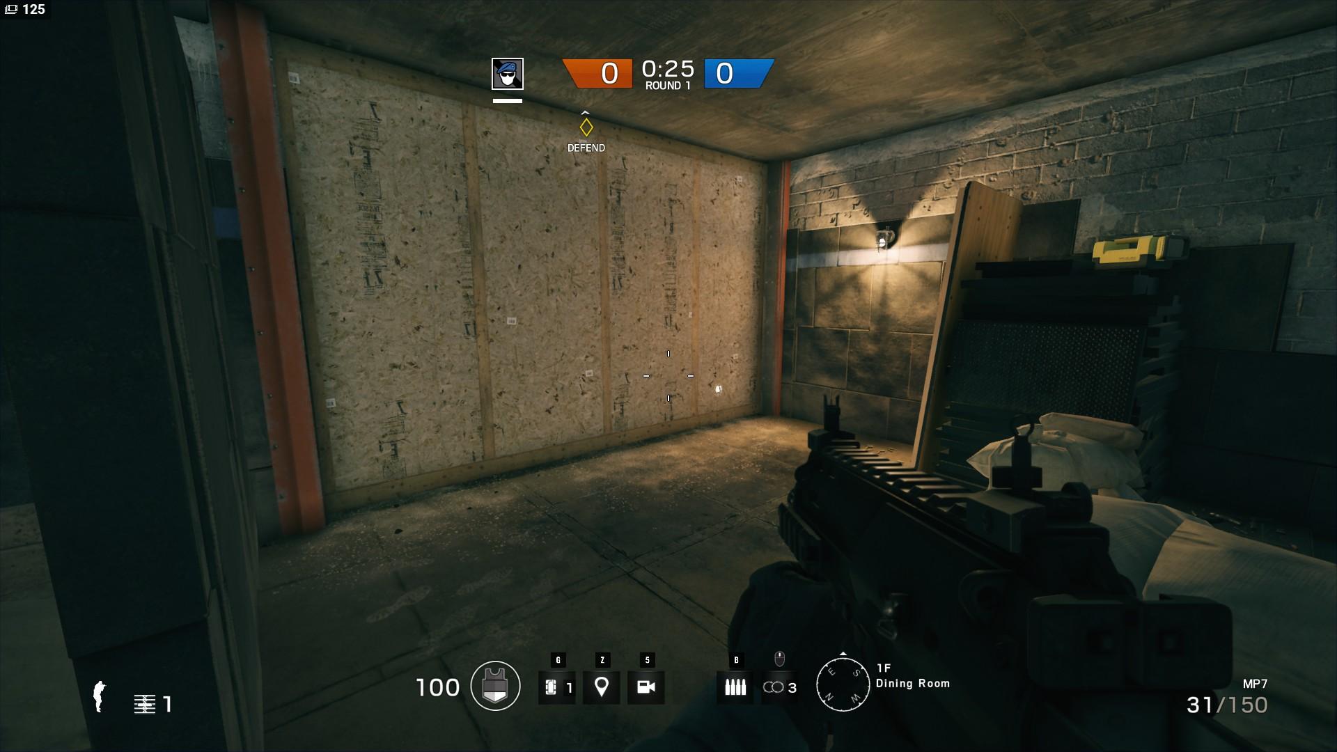 Killing Floor  Big Room Map