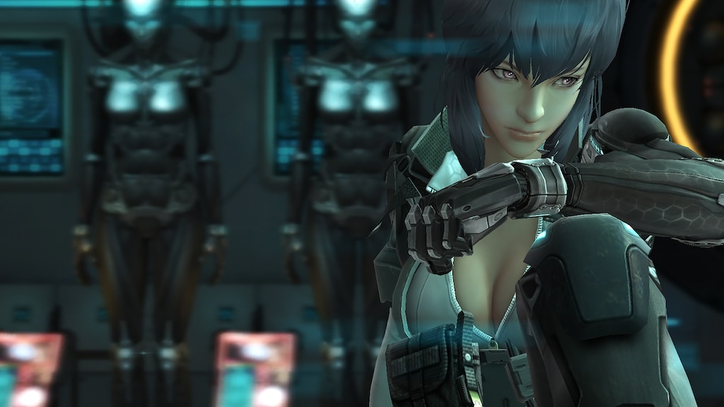 Steam Community :: Ghost in the Shell: Stand Alone Complex - First