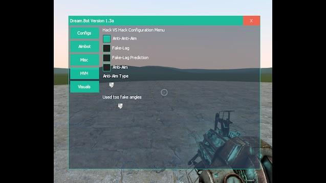 Steam Workshop :: Dreambot Aimbot