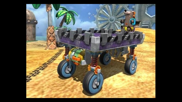 Steam Workshop :: Banjo Kazooie: Nuts & Bolts - Trolley 7x5x9