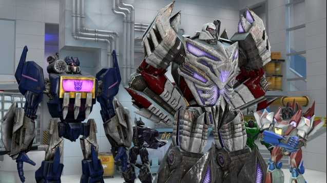 steam workshop transformers fall of cybertron soundwave beta