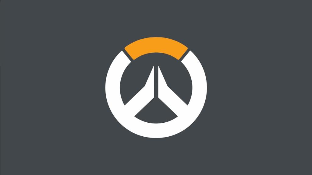 спільнота Steam Minimalist Overwatch Logo Wallpaper