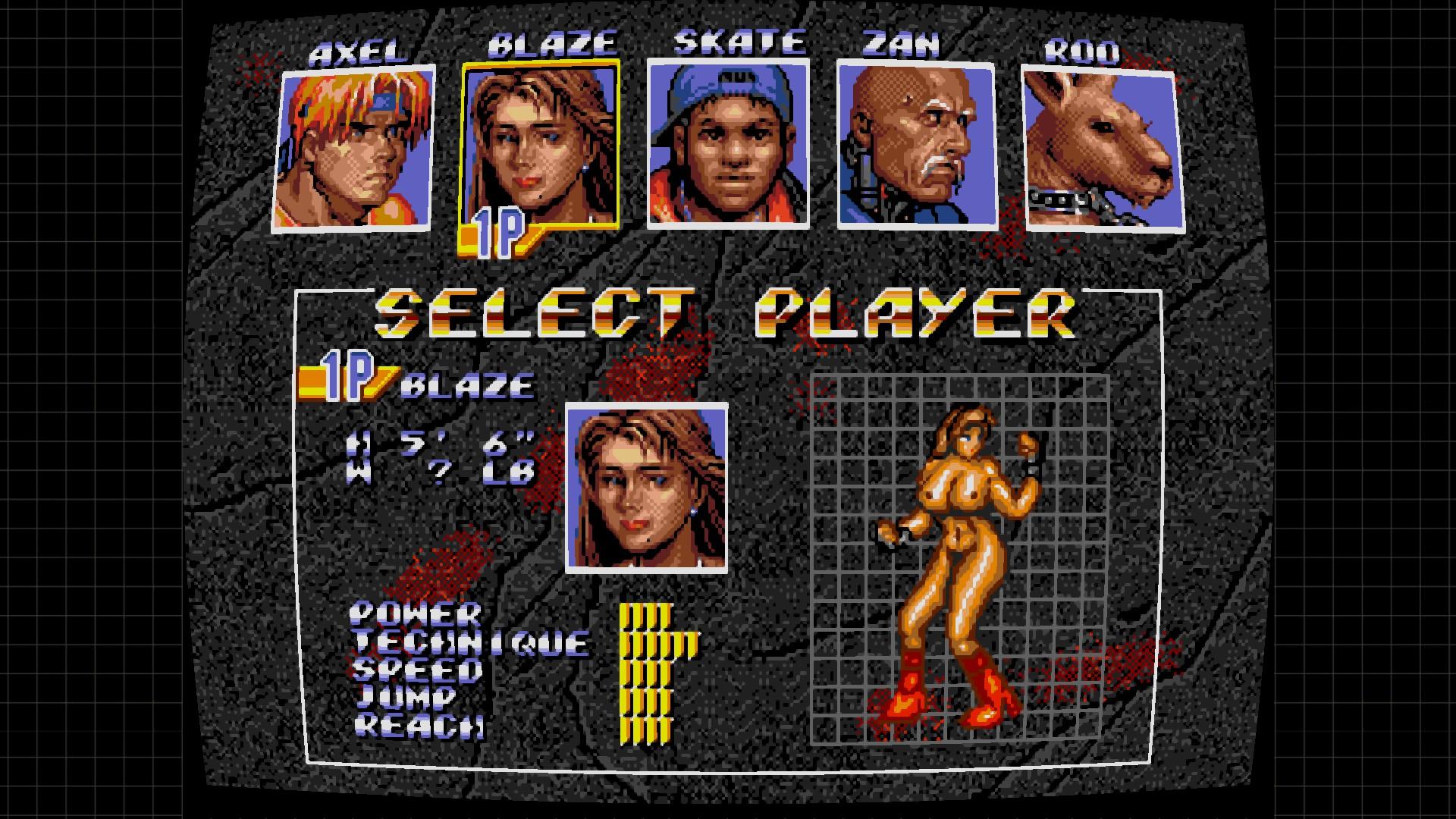 Naked Collection Sega Games