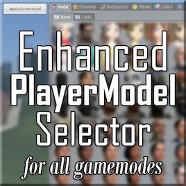 Steam Workshop :: Enhanced PlayerModel Selector