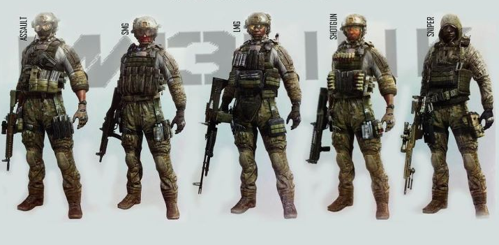 Steam Workshop Mw3 Delta Force