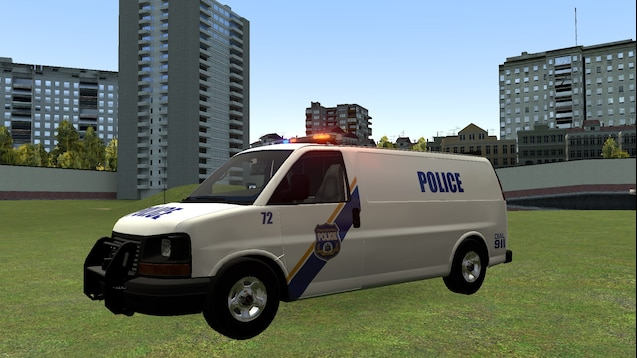 Prisoner Transport Van >> Steam Workshop Photon Philadelphia Police Prisoner