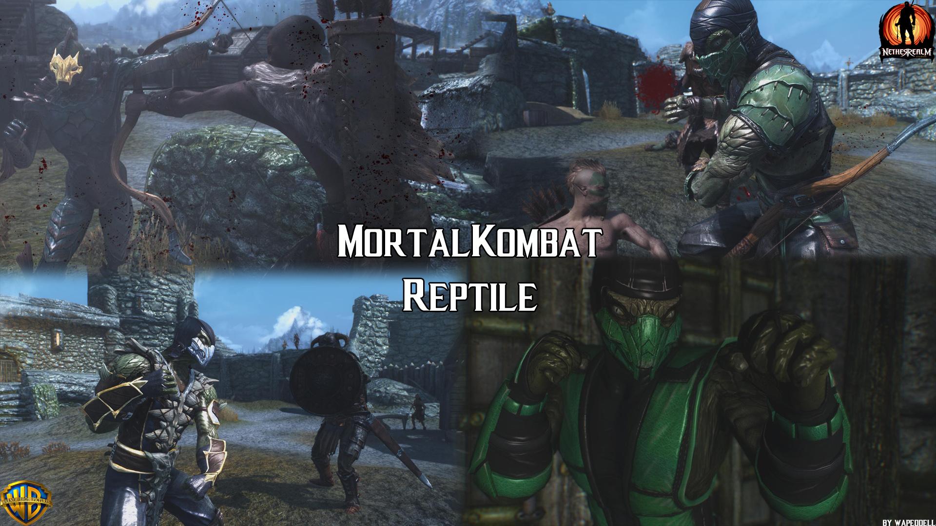 Steam Workshop :: Mortal Kombat X Reptile V2