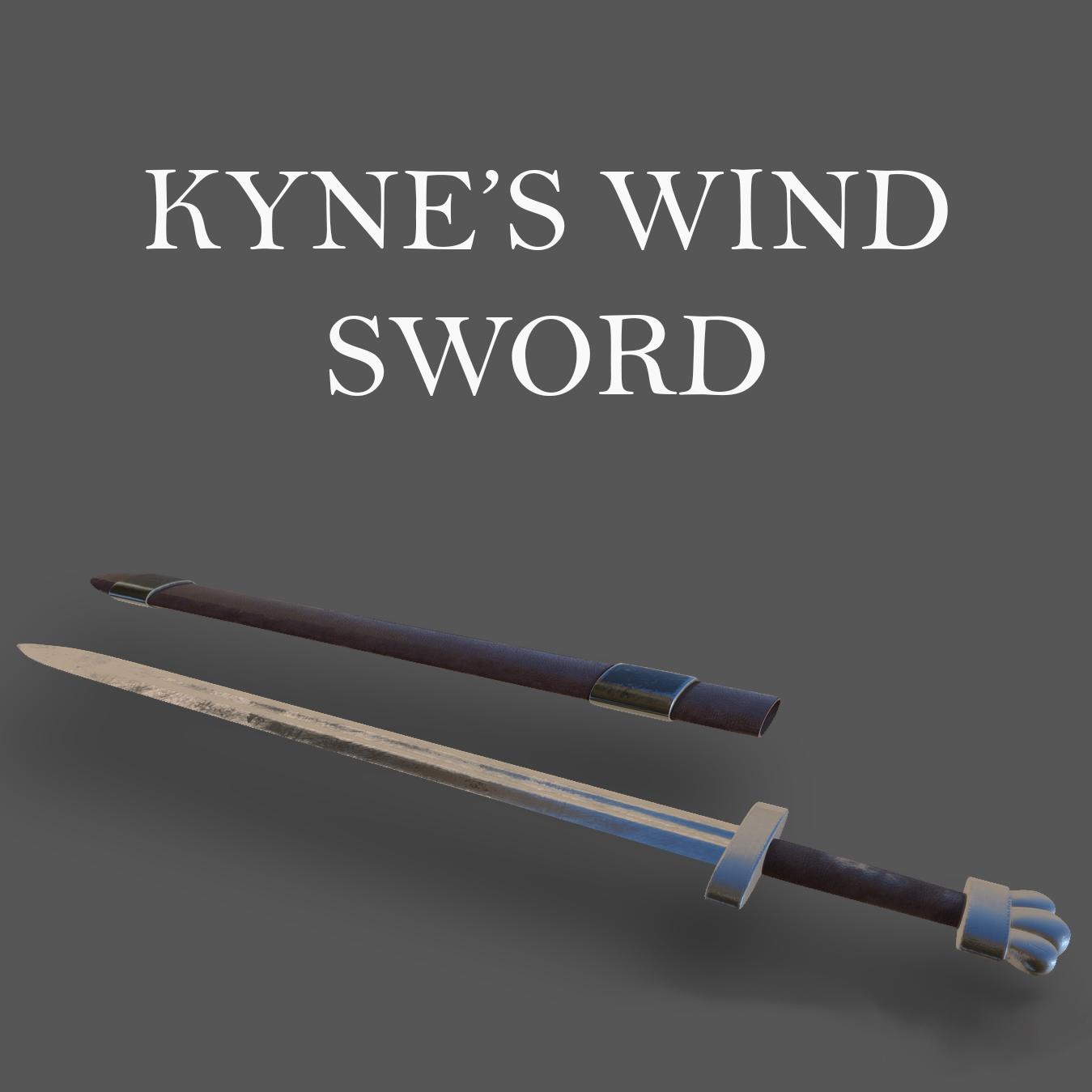 Kyne's Wind - Sword画像