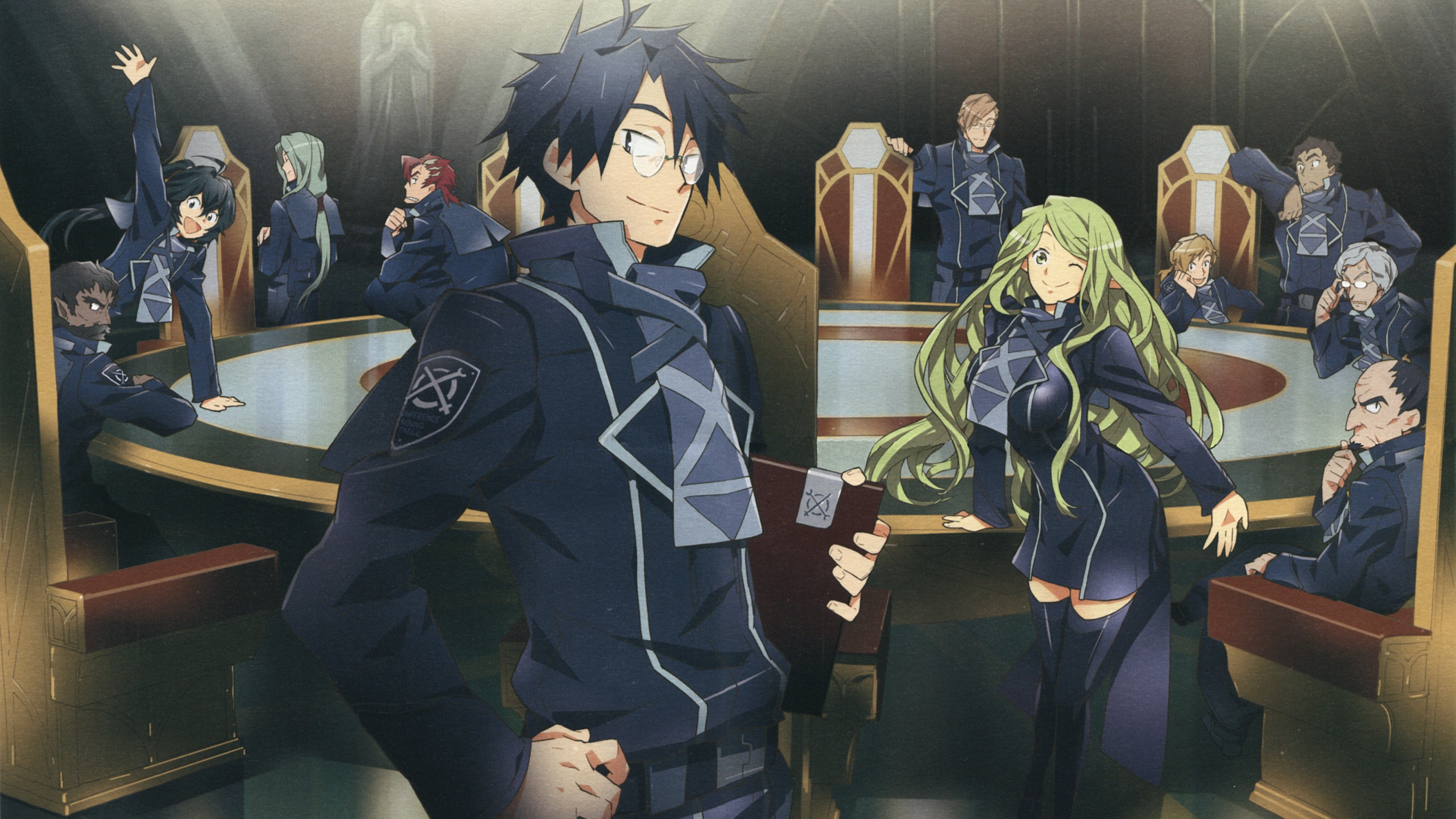 Steam Community :: Guide :: Plant Hwyaden And Log Horizon ...