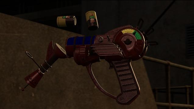 Steam Workshop Bo3 Posable Ray Gun