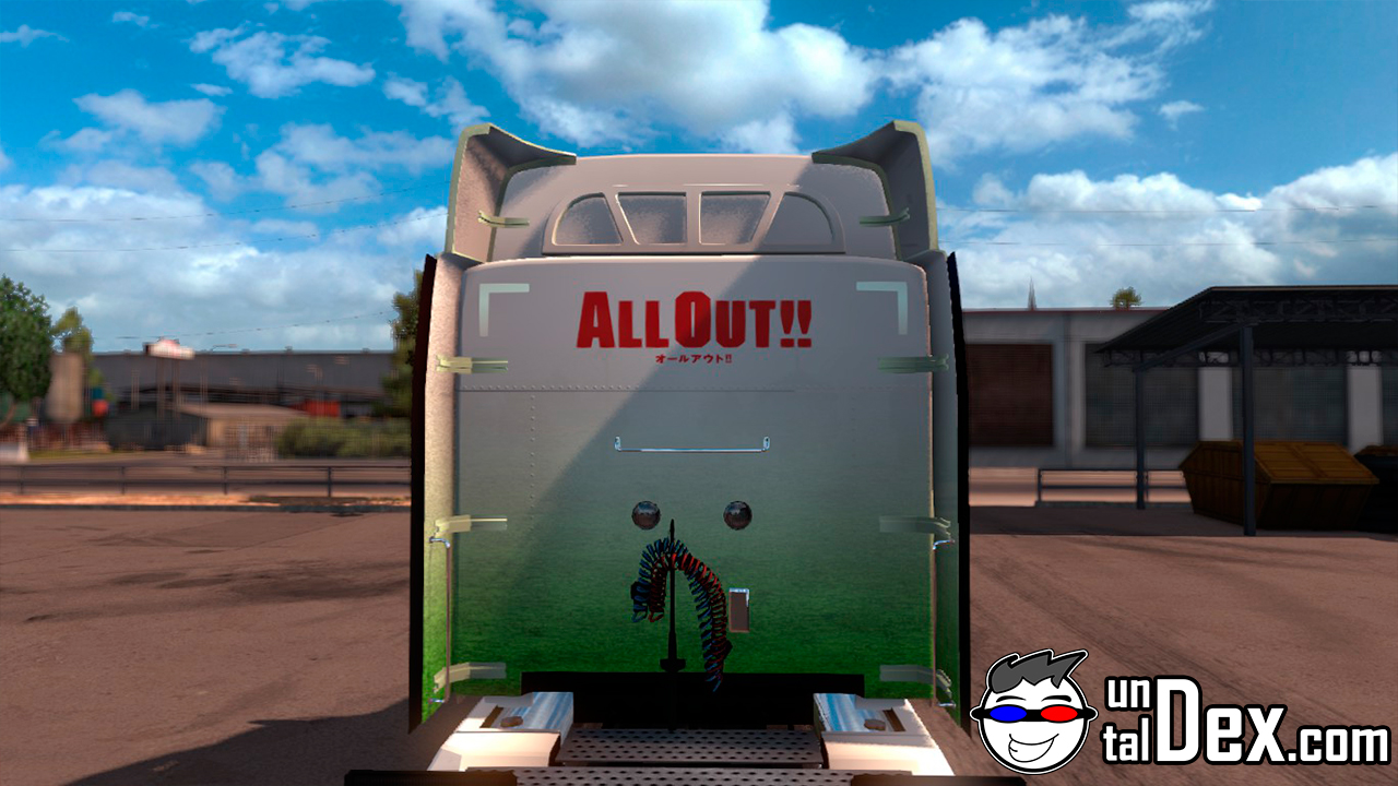 All Out!! Paintjob (Peterbilt 579)