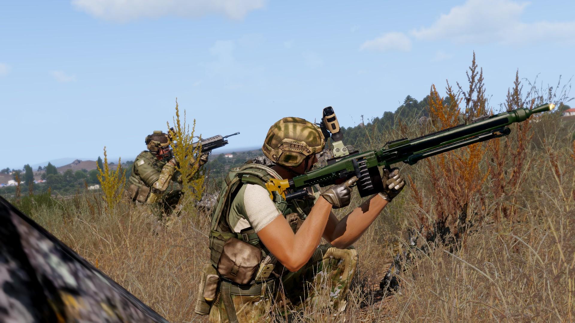 Steam Workshop :: NIArms MG3 GPMGs