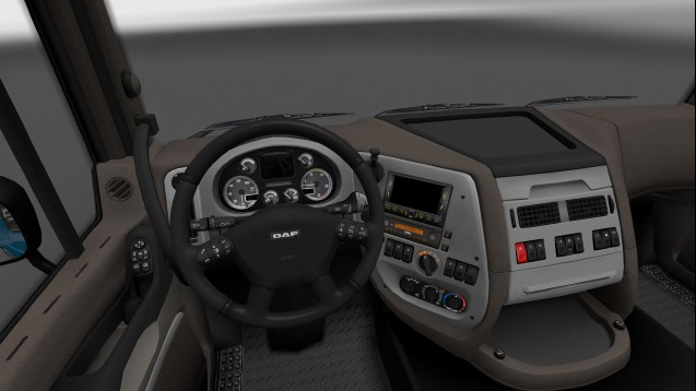 Steam Workshop :: SiSL\'s DAF XF 105 Interiors