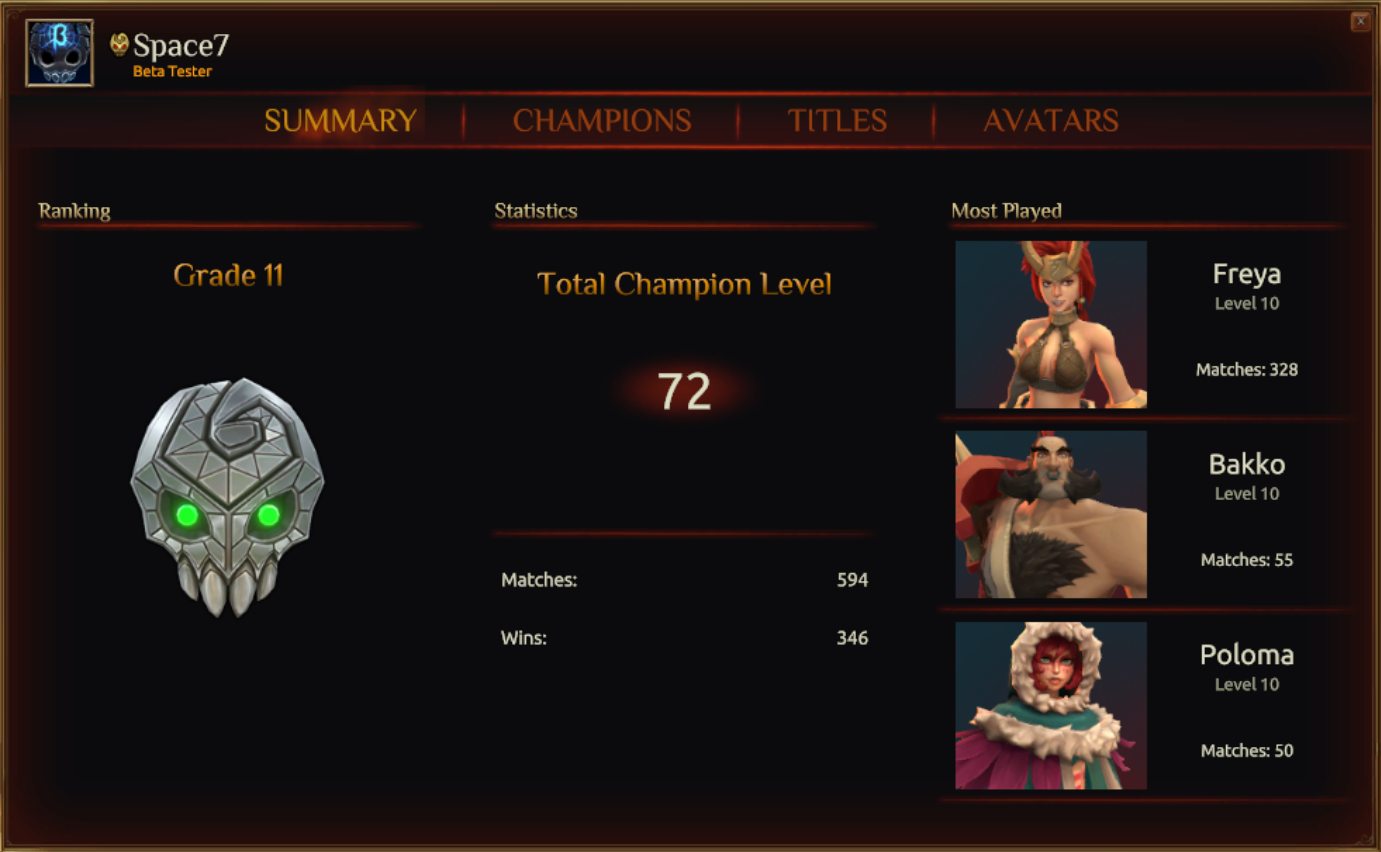 HERE not a okay matchmaking is horrible, lets put Ao & Freya in.