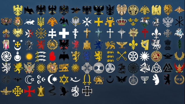 Steam Workshop :: Custom Flag Symbols - Ironman