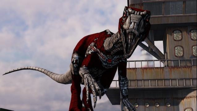Steam Workshop :: Cyborg Raptor