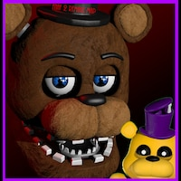 Steam Workshop :: All FNAF Addons that i am using right now