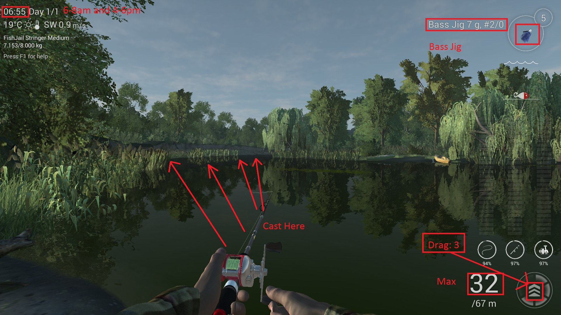 Steam Community :: Guide :: Missouri Fishing Guide by Mad