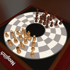 Steam Workshop :: 2 Player Circular Chess (Modern & Byzantine)