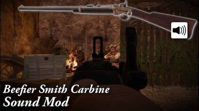 Steam Workshop :: Beefier Smith Carbine Sound Mod