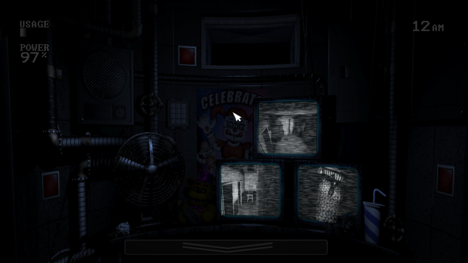 Steam community guide all easter eggs and secrets weve when you finally get access to the private room you will be surprised to see a fnaf 1 styled office as you can see there is a keypad sciox Choice Image