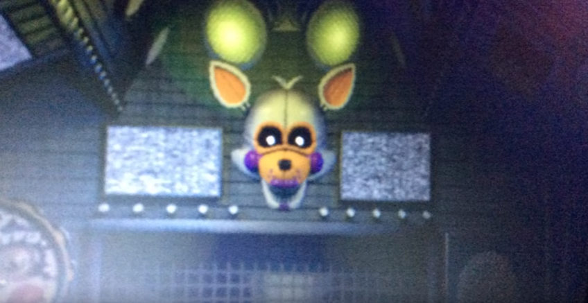 Steam community guide all easter eggs and secrets weve ennards mask can sometimes turn into lolbits from fnaf world in fnaf world lolbit is the byte store shopkeeper an image of her in fnaf world is below sciox Choice Image