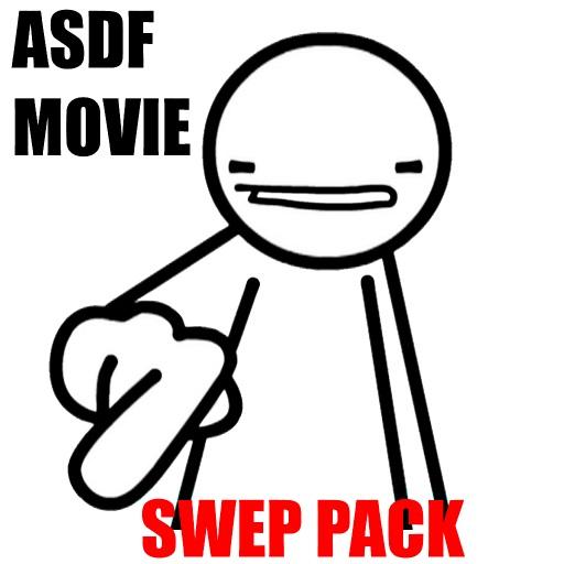steam workshop asdf movie swep pack