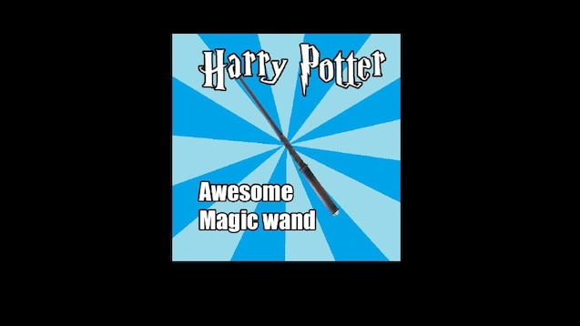 Steam Workshop :: [Harry Potter] Magic Wand (70 spells!)