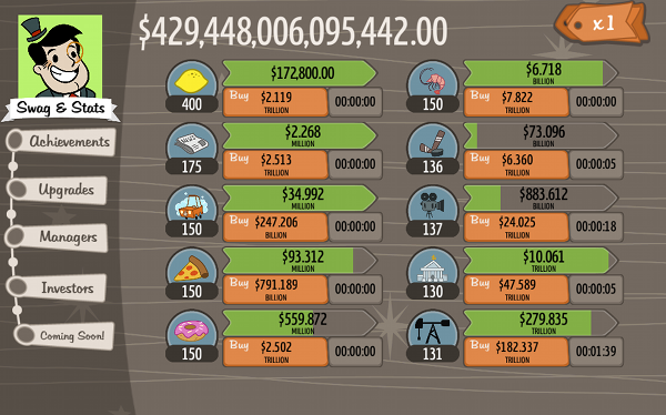 Communauté Steam :: :: AdVenture Capitalist Hack Cheat for