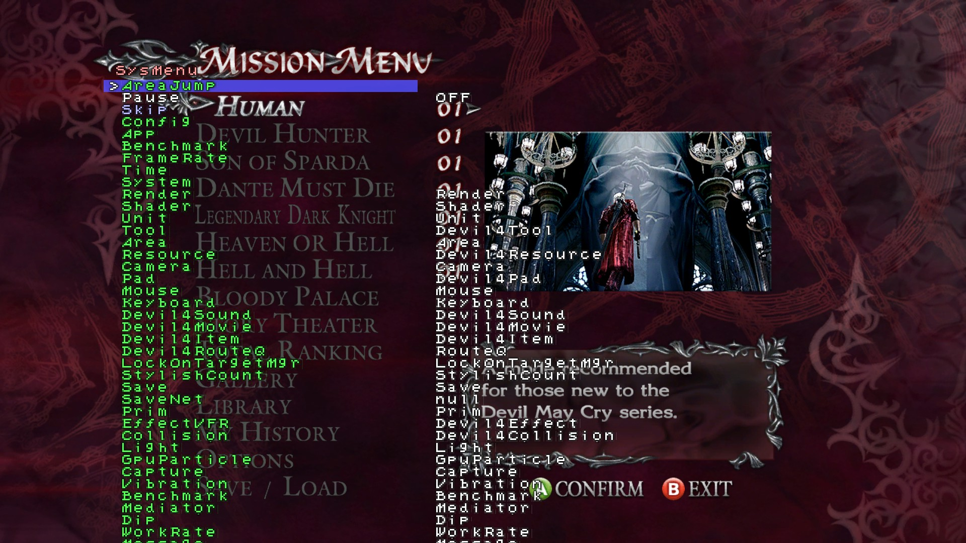 Cộng đồng Steam :: Hướng dẫn :: Devil May Cry 4: Advanced