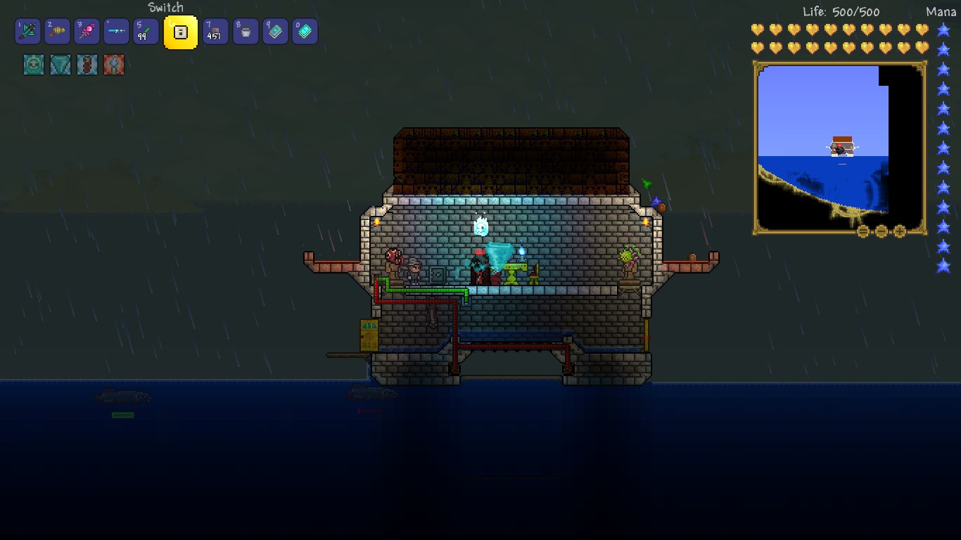 Steam Community :: Guide :: Epic\'s Guide to The Terraria Basics