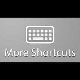 Steam Workshop :: More Shortcuts