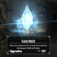 Flash Freeze画像