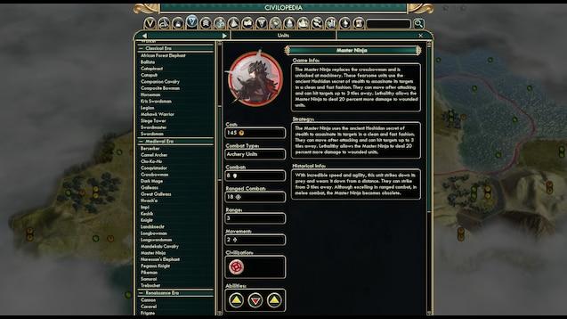Steam Workshop :: Hoshido - Fire Emblem Civilization
