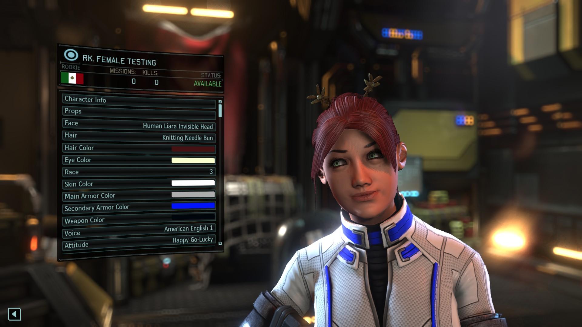 Steam Workshop :: ME3 Liara Squadmate