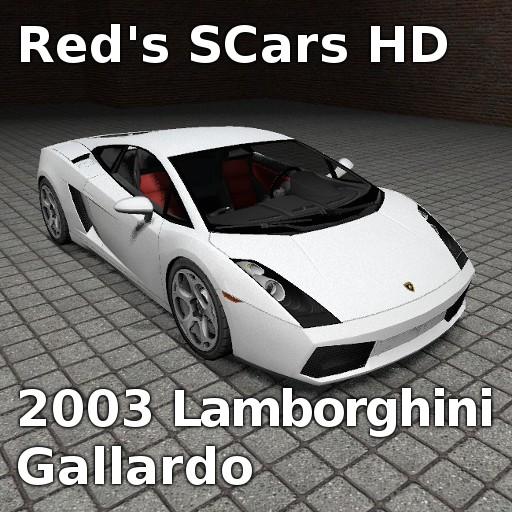 2003 Lamborghini Gallardo   SCar HD