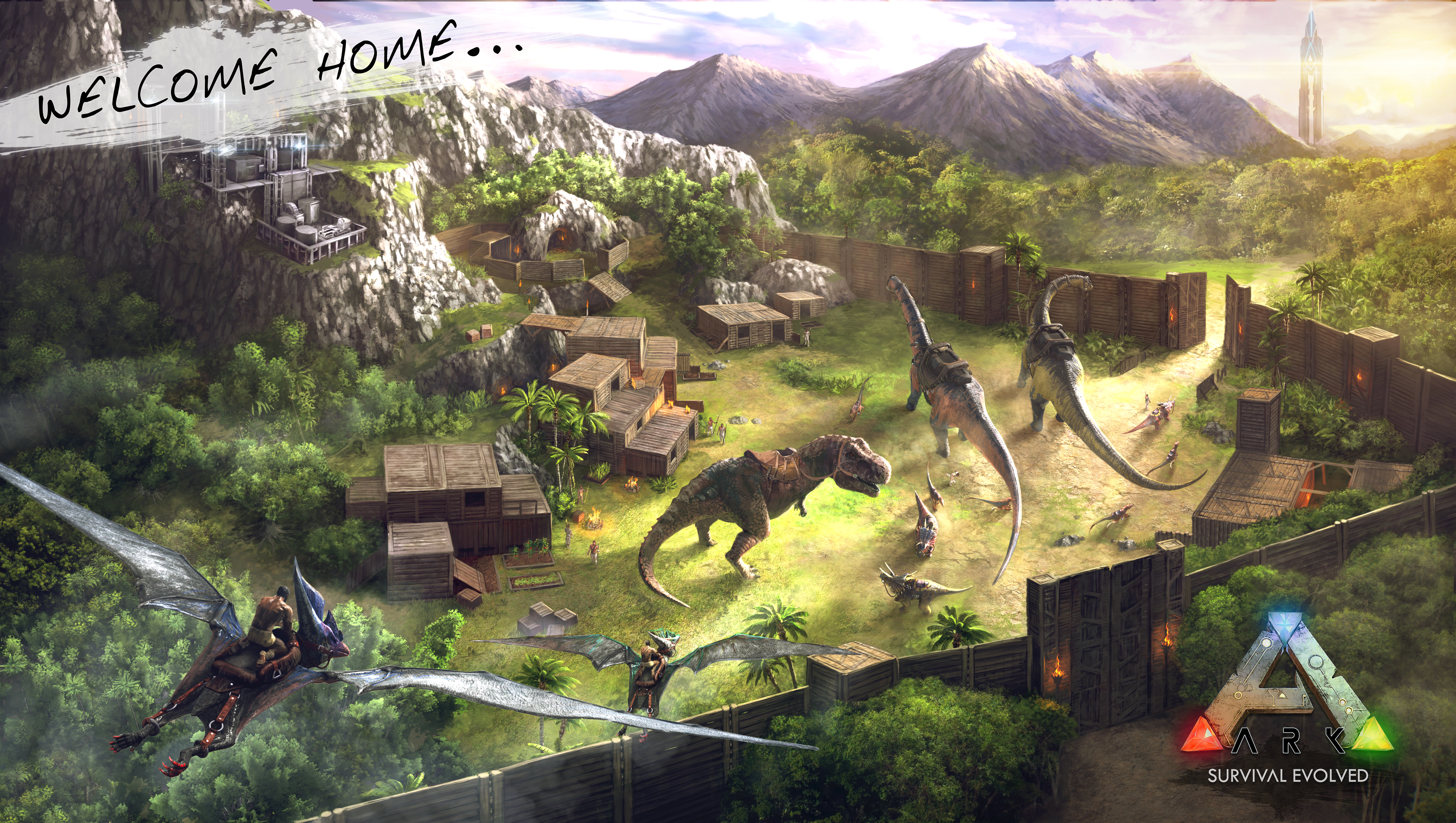 Steam workshop ark server mod list malvernweather Gallery