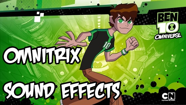 Steam Workshop :: Ben 10 Omniverse Omnitrix Sound Effects