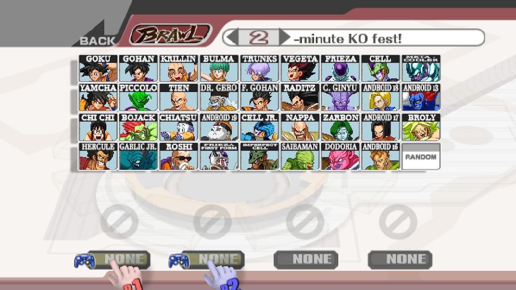 Comunitate Steam Saiyan Smash Bros Iii Cell Games